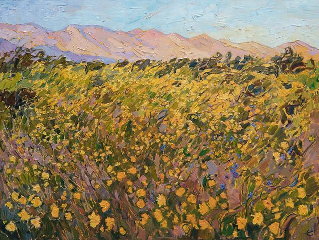 , 'Desert Blooms,' 2017, The Erin Hanson Gallery