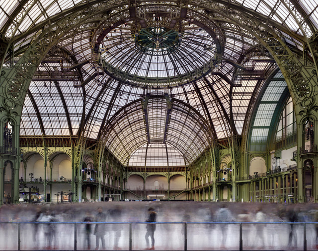 , 'Grand Palais des Glaces, Paris,' 2014, Duran Mashaal