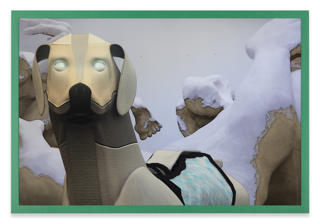 , 'Peak Pooper, 2015 Animation Companion  Models 3D Docent Watch Dog Fitch / Trecartin, Animation Abuse - Sculptural Figures  Additional Credits Rhett LaRue: Docent Watch Dog 3D Modeling,' , Sprüth Magers