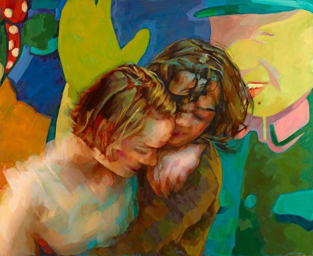 , 'Dancer in the Dark,' 2015, Forum Gallery