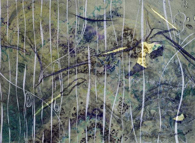 , 'Mixed Media Series V - Jeb Wolede I,' 2016, Addis Fine Art