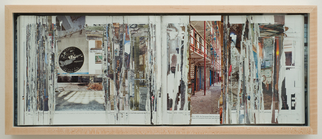 , 'Blue Shades - from Detroit to Nowhere,' 2015, Lora Reynolds Gallery