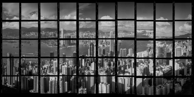 William Furniss, 'Hong Kong Harbour Contact ', 2014, Van Rensburg Galleries