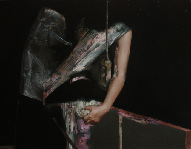 , 'Stopped Story,' 2018, Léna & Roselli Gallery