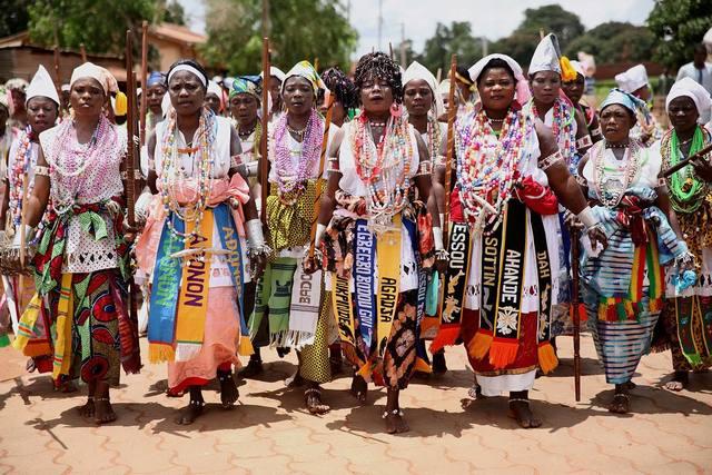 Cesar Fraga, 'Abomé, Benin', 2014, Arte Fundamental