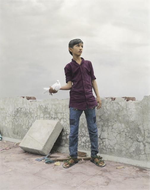 Vasantha Yogananthan, 'Peace Messenger', 2015, The Photographers' Gallery | Print Sales