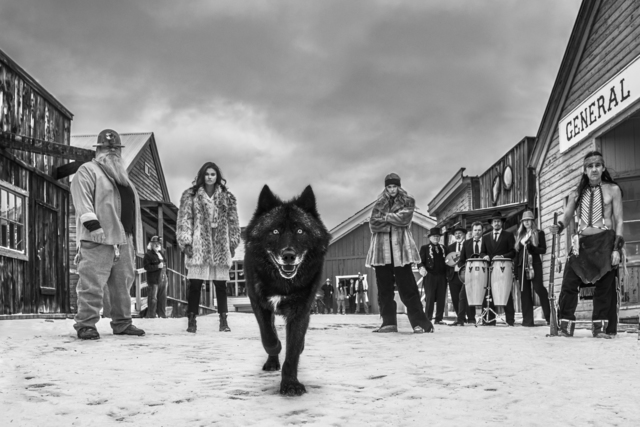 David Yarrow, 'There Will Be Blood', 2020, Photography, Archival Pigment Print, Samuel Lynne Galleries