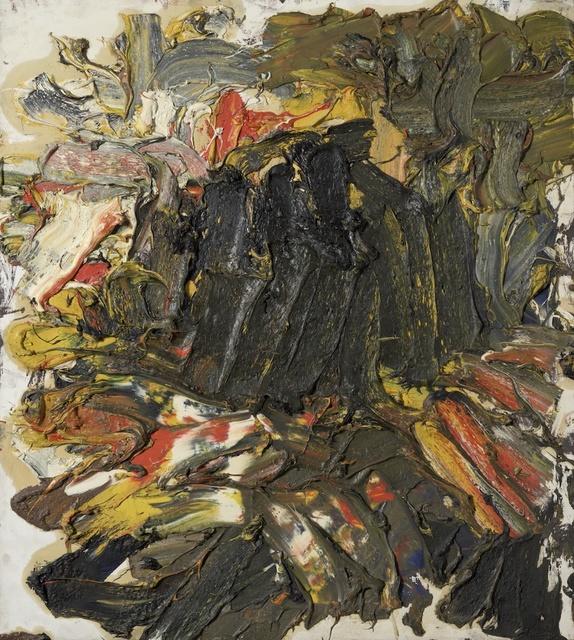 , 'Feuerbild (fire),' 1992, Artemons Contemporary