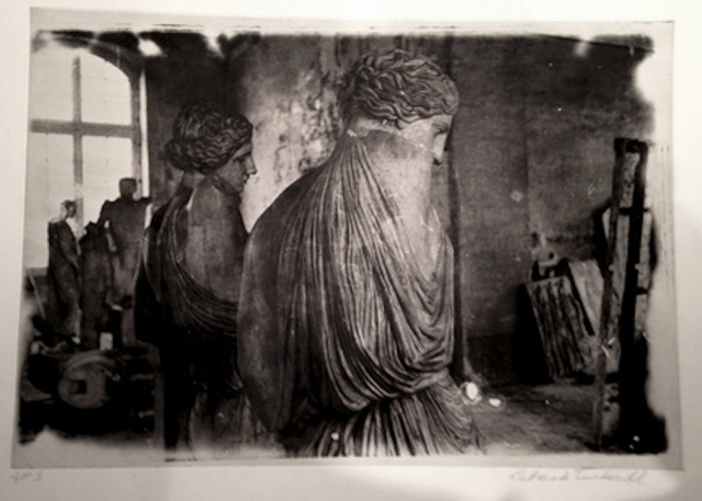, 'Unseen Versailles (Statues),' 1980, Staley-Wise Gallery