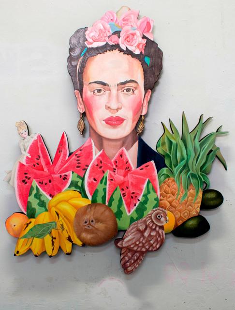 , 'Frida's Head,' 2017, N2 Galería