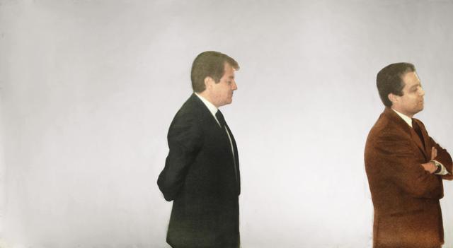 , 'Rittratto sigg, Lerre,' 1987, Simon Lee Gallery