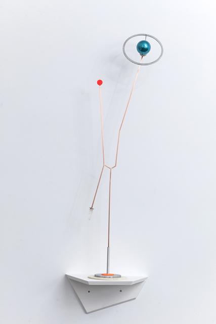 , 'Pollux, Uranus und Temple - Tuttle,' 2017, Galería Heinrich Ehrhardt