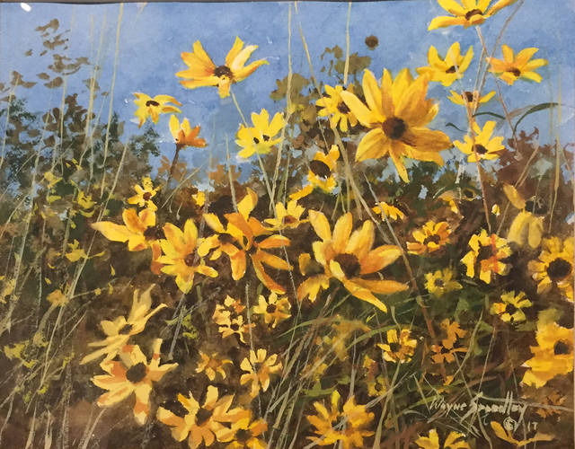 , 'Sunset Daisies,' , Beverly McNeil Gallery