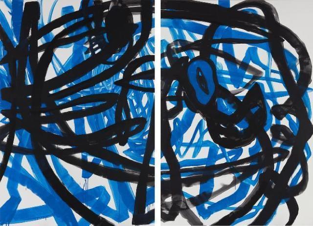 , 'Ohne Titel,' 2013, Galería Heinrich Ehrhardt