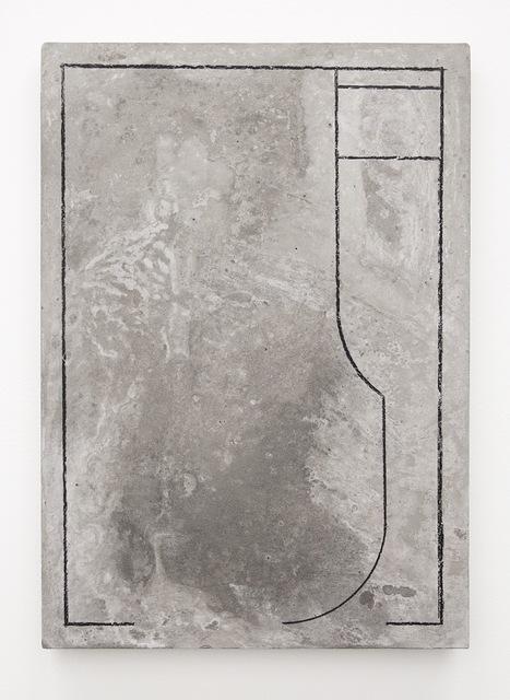 , 'Plan (Mask),' 2015, Vigo Gallery