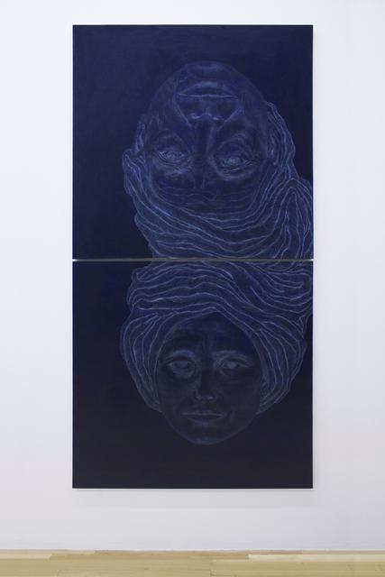, 'Worlds 1,' 2014, Peter Blum Gallery