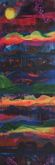 , '01-1817,' 2016, Joshua Tree Art Gallery