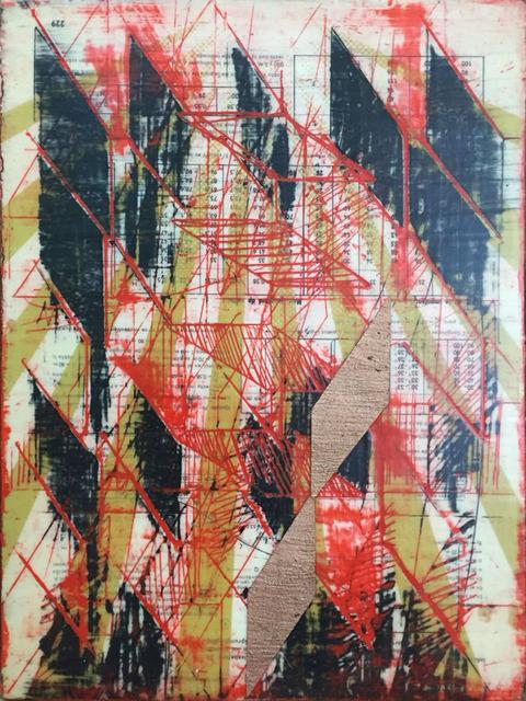 , '56,' 2017, Galería Quetzalli