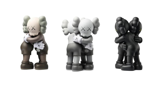 KAWS, 'Together (Set of 3)', 2018, Sculpture, Vinyl, Paint, Der-Horng Art Gallery