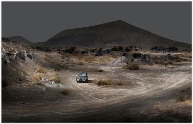 , 'Road Movie,' 2014, Cerbera Gallery