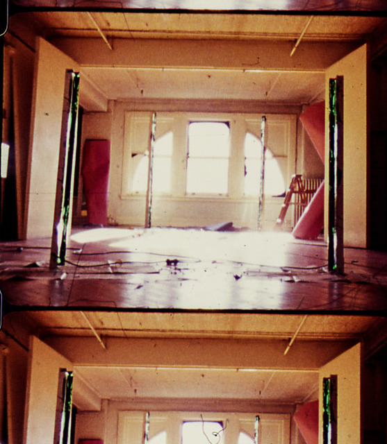 David Haxton, 'Filmstrip Painting Room Lights', 1981-2018, Fridman Gallery