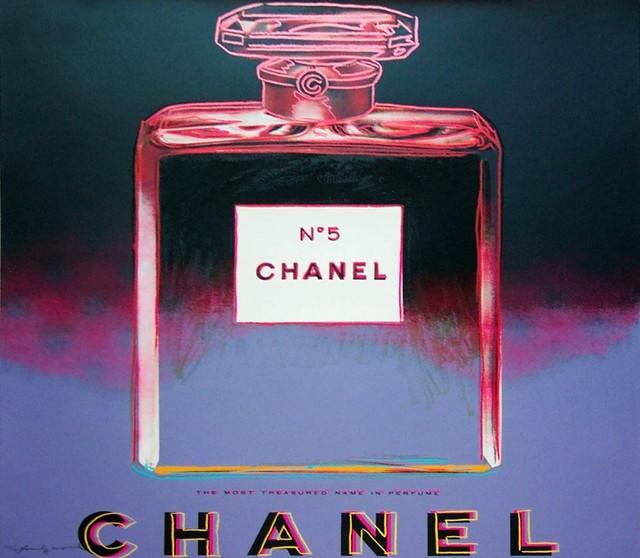 Andy Warhol, 'Chanel (FS II.354)', 1985, Print, Screenprint on Lenox Museum Board, Revolver Gallery