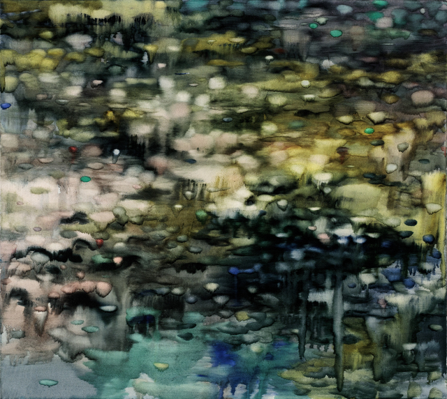 , 'River (Swamp),' 2018, Barnard