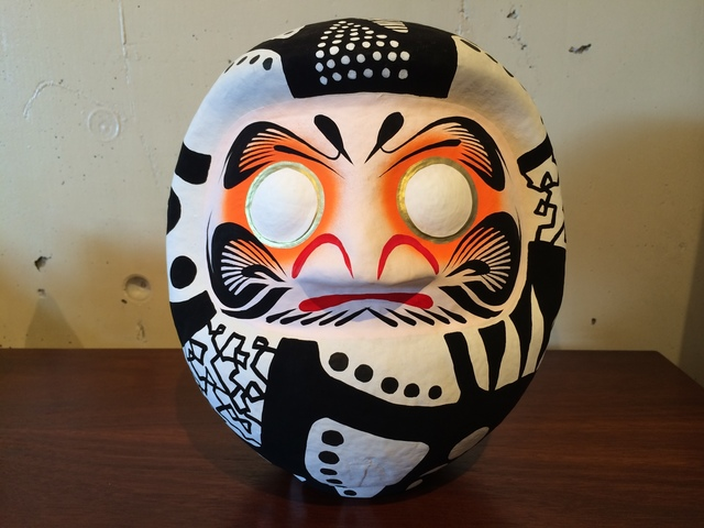 , 'The Daruma doll,' 2014, Taro Gallery