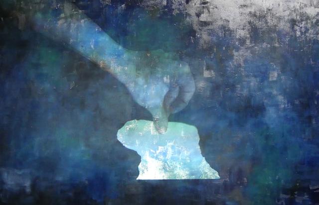 , 'HOMO LUDENS III, DIE LEERSTELLE,' 2018, PRISKA PASQUER