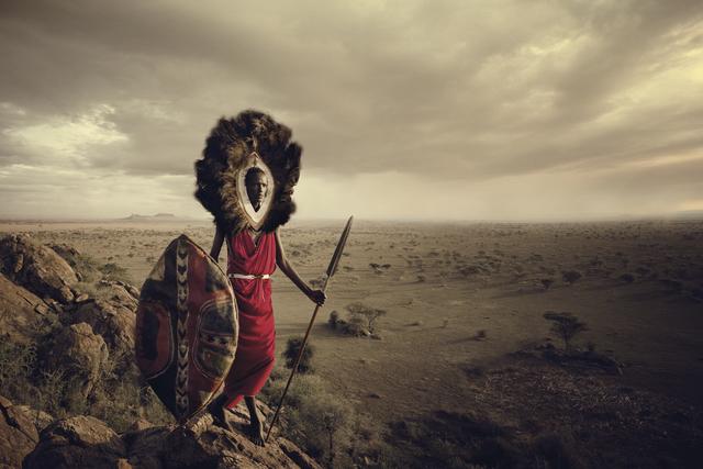 , 'Sarbore, Serengeti Tanzania,' 2010, Atlas Gallery