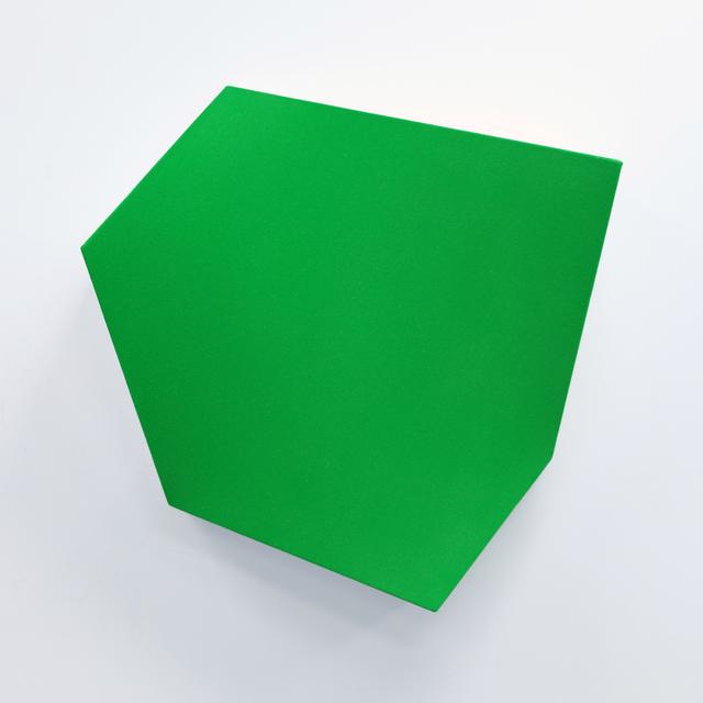, 'Greeny,' 2017, David Klein Gallery