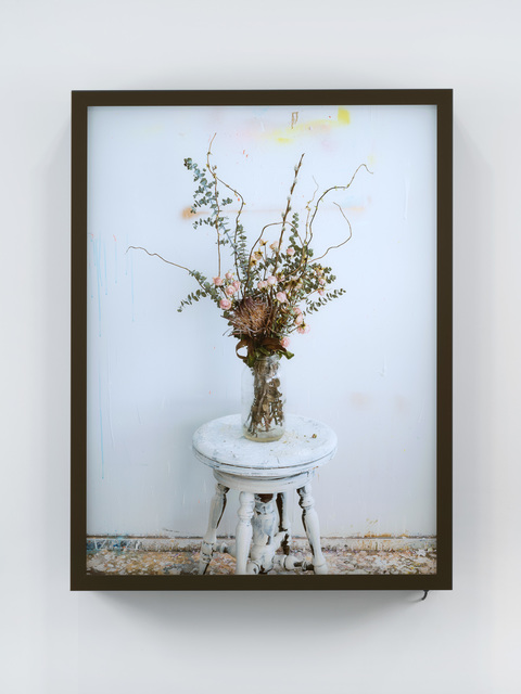 , 'Dead Flowers In My Studio 2,' 2017, 303 Gallery
