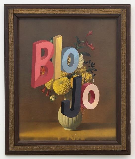 , 'Blo Jo,' 2014, Joshua Liner Gallery