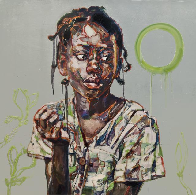 , 'Magnolia Country,' 2017, Nancy Hoffman Gallery