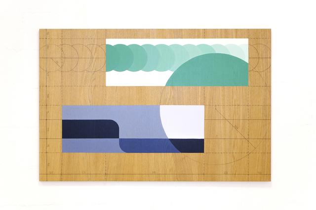 , 'Fig.3. Le une-deux,' 2019, Florence Loewy
