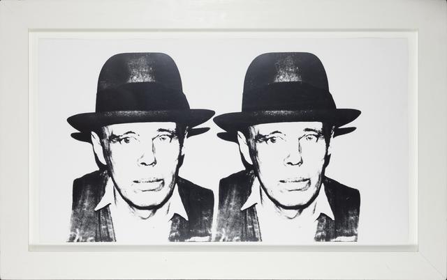 , 'Joseph Beuys,' 1980, RUDOLF BUDJA GALLERY