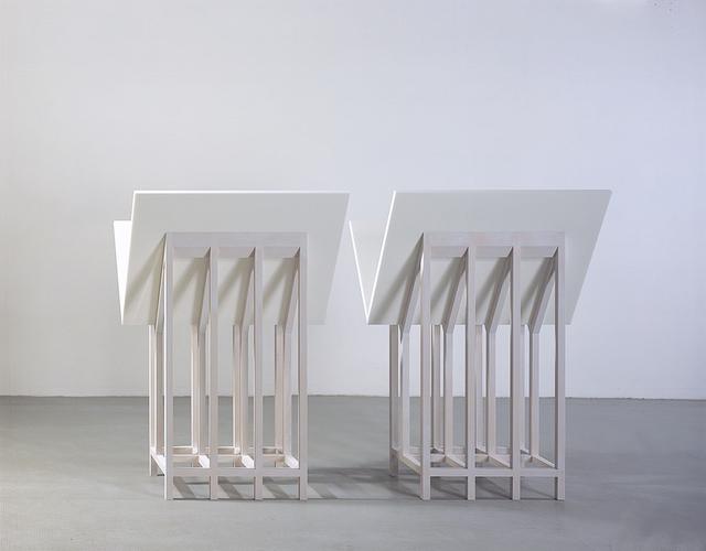 , 'LES PAROLES [Letto] IV,' 1999, Tucci Russo Studio per l'Arte Contemporanea