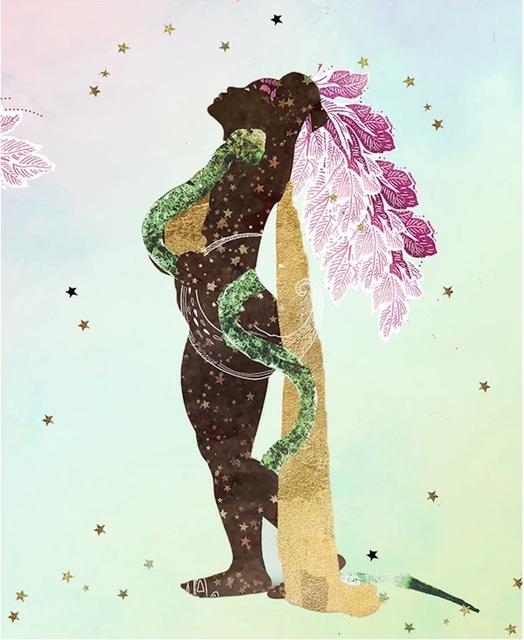 Carla Jay Harris, 'Snake Bearer III', 2018, Kopeikin Gallery