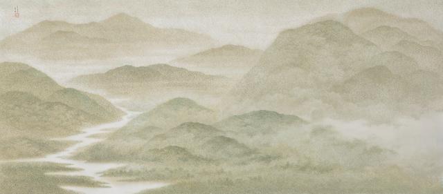, 'River Scenery 江流天地,' 2014, Artrue Gallery