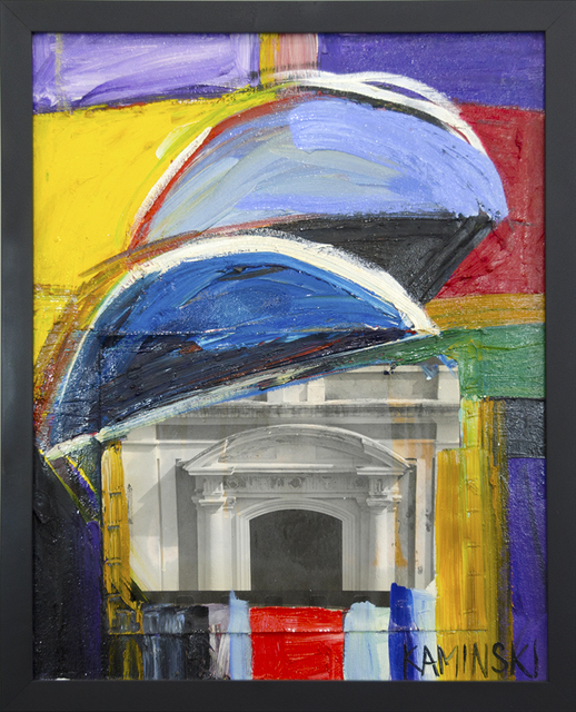 , 'Arches,' 2017, Walter Wickiser Gallery