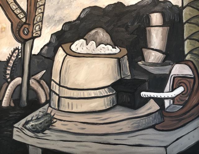 David Elliott, 'Industrial Lunch', Davis Gallery & Framing