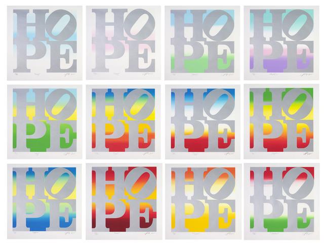 , 'All Months,' 2015, Rosenbaum Contemporary