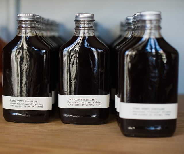 Kings County Distillery, 'Chocolate Whiskey,' , Museum of Arts and Design