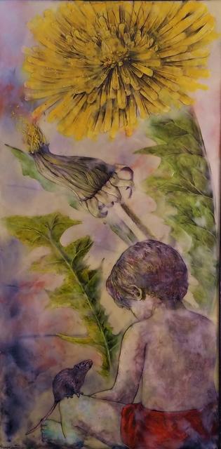 , 'Dandelion Summer,' 2017, J. Pepin Art Gallery