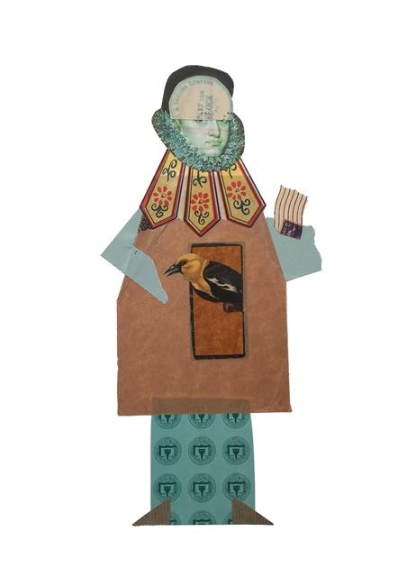 , 'Mme. Oiseau,' 2016, Rebecca Hossack Art Gallery