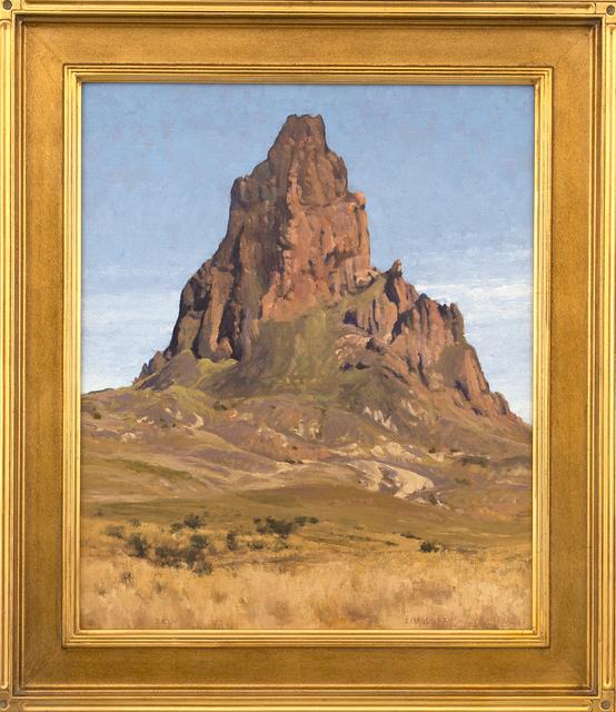 , 'Agathia Peak/ El Capitan,' 2017, Blue Rain Gallery