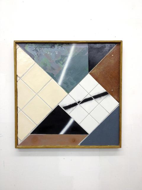 , 'WC Tangram mit Ghettolines,' 2013, Gestalten