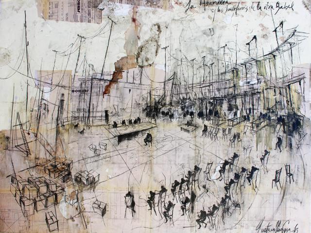 , 'El proceso según cuenta K,' 2013, Victor Lope Arte Contemporaneo