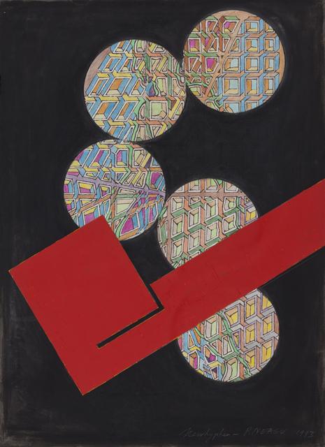 , 'New Hyphen,' 1993, Ivan Gallery
