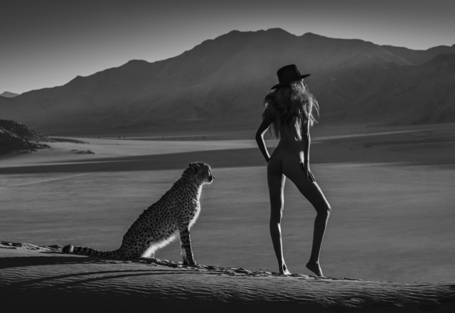 David Yarrow, 'African Tails', 2017, Photography, Archival Pigment Print, Hilton Asmus